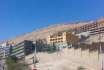 دير درنكة يستولى على 700 فدان مبانى ويبنى سور حولها تحت رعاية المسئولين باسيوط