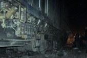 السيطرة على حريق شب فى جرار قطار القاهرة ـ أسيوط بمحطة أبوقرقاص بالمنيا