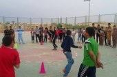 إدارة شباب الخارجة بالوادى الجديد تنظم مهرجانات رياضية لطلائع الأحياء .