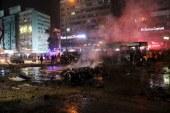 مصرع وإصابة 17 في انفجار بمحطة مترو سانت بطرسبورج في روسيا