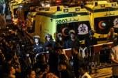 مصرع وإصابة 12 شخصًا في حادث تصادم بالمنوفية