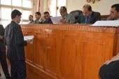 النيابة تفتح تحقيقا عاجلا فى واقعة تعدى ضابط على محاميين فى المرج  .