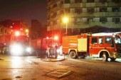 السيطرة على حريق بقرية القطنة التهم 4 منازل ومخازن للخردة بسوهاج  ..