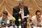 """يحيى قلاش يهاجم مكرم محمد أحمد: تشارك في مسرحية لا تناسب سنك  وتستهدف فقط الهجوم على النقابة"""""""