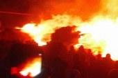 حريق فى منزل من 3 طوابق بطنطا.. والحماية المدنية تحاول إخماد النيران …