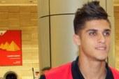 أحمد الشيخ يضيف الهدف الثاني لمصر في شباك توجو