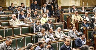 """نص مذكرة """"تشريعية البرلمان"""" برفض قانون تخفيض سن القضاة"""