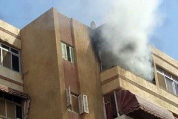 السيطرة على حريق بوحدة سكنية بمساكن الشركة العربية فى السويس  …
