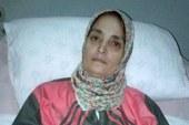 مريضة تناشد وزير الدفاع لعلاجها علي نفقة القوات المسلحة