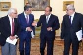 """قيادى بـ""""دعم مصر"""": مصر تسعى لتحريك المياه الراكدة لحل الأزمة الفلسطينية…"""