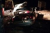 إصابة ٩ أشخاص فى حادث انقلاب سيارة ربع نقل بالمنيا…