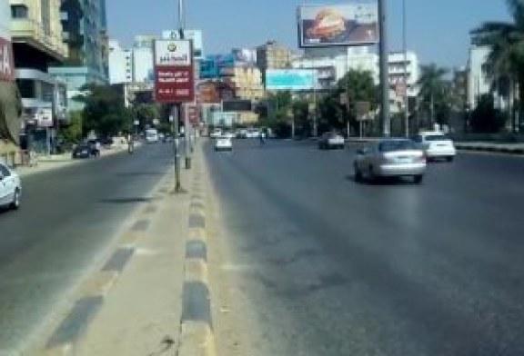 كثافات متحركة أعلى محاور القاهرة والجيزة