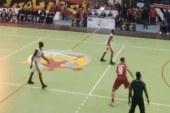 الأهلى بطل أفريقيا لكرة السلة بالفوز على ليبولو الأنجولى