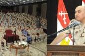 وزير الدفاع مهنئا الرئيس بالعام الجديد