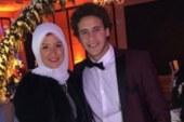 كوبر والخطيب وزيزو وناجى أول الحاضرين عقد قران رمضان صبحى وحبيبة إكرامى