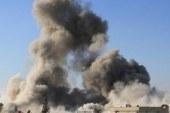 تركيا تقصف مدينة الباب شمالي سوريا