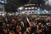 اعتقال 92 شخصا إثر تظاهرات ضد ترامب في أول يوم في عهده
