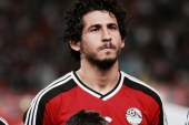 حجازي أفضل لاعب في مباراة مصر وغانا
