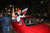 بالصور مظاهر احتفال الاسكندرية بفوز المنتخب وتأهيله للنهائى