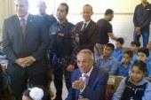 محافظ شمال سيناء يعتمد نتيجه الشهاده الابتدائيه