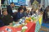 صلح برعاية مساعد وزير الداخلية باساقلته سوهاج