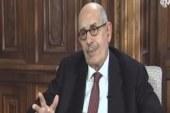 """حجز دعوى سحب قلادة النيل من """"البرادعى"""" لجلسة 14 فبراير"""