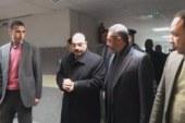 وصول قيادات اإسكندرية مستشفى سموحة لمتابعة مصابى أتوبيس نويبع