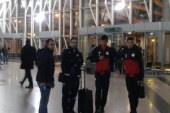 بعثة منتخب الشباب تطير إلى زامبيا للمشاركة فى بطولة كأس الأمم الأفريقية