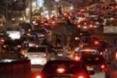 شلل مروري بالطريق الزراعي في القليوبية عقب تعطل سيارة نقل