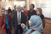 بالصور ,,,,, افتتاح معرض الفرقة الثالثة تعبيرية لتصميم الازياءالمسرحية بكليه فنون جميلة بالاسكندرية