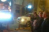بالصور…. مساعد الوزير يقود حملة مرورية وحملة أزالة للمخالفات باسوهاج