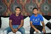 عبد الشافي يشارك في حفل عشاء «أهلي جدة» قبل مباراة الكأس