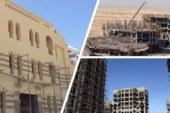 تنفيذ 1112 وحدة سكنية لمحدودى ومتوسطى الدخل بمدينة توشكى الجديدة