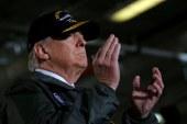 ترامب: سأسعى لزيادة عدد قطع أسطول البحرية الأمريكية إلى 12 حاملة طائرات