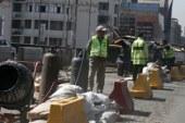 إغلاق جزئى لكوبرى 6 أكتوبر باتجاه مدينة نصر لمدة يومين دون تحويلات مرورية