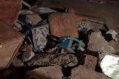 ارتفاع عدد المصابين إلى 8 فى انهيار عقارات بولاق أبو العلا