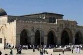 مستوطنون يهود يقتحمون الأقصى تزامنا مع عيد الفصح