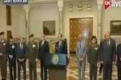 الرئيس السيسى يعلن حالة الطوارئ بالبلاد لمدة 3 أشهر