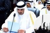 رعب فى الديوان الأميرى القطرى..تميم يرتبك ويؤجل خطابه خشية تصاعد الغضب ضده