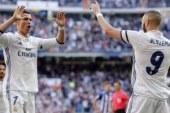 كريستيانو رونالدو أفضل لاعب فى ذهاب ربع نهائى دورى أبطال أوروبا