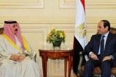 الرئيس وملك البحرين يستعرضان حرس الشرف والمدفعية تطلق 21 طلقة