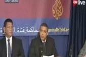 الصحفى محمد فهمى: الإخوان استخدموا معدات لقناة الجزيرة مهربة عبر الأنفاق
