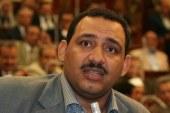 """حبس النائب السابق """"محمد العمدة """" 15يوما بتهمة التحريض على التظاهر"""