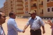 إنشاء محطة غاز طبيعي ومحطة مياه جديدة بمشروع الـ 140 عمارة بإسكندرية التحرير أسيوط