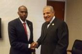 إبراهيم محلب لرئيس وزراء الصومال: مصر ملتزمة بدعم بلادكم