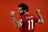 محمد صلاح يشارك فى تدريبات ليفربول استعداداً لليستر سيتى