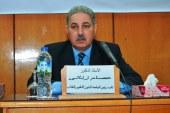 وزارة الداخلية اليمنية تهدى نائب رئيس جامعة أسيوط درعاً وشهادة تقدير تقديراً لدور الجامعة في رعاية الطلاب اليمنيين