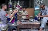 ننشر مراحل تصنيع فانوس رمضان