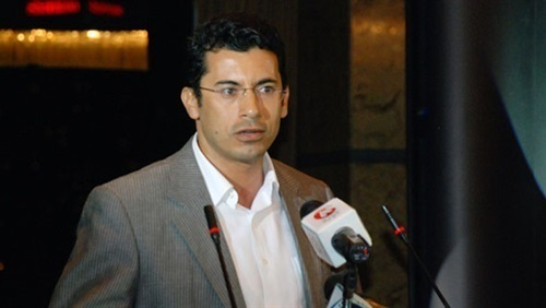 وزارة الرياضة تنعى عبد الرحيم محمد نجم
