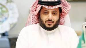 تركى آل الشيخ: الأهرام أمامه وقت طويل للحصول على بطولة عكس الأهلى والزمالك